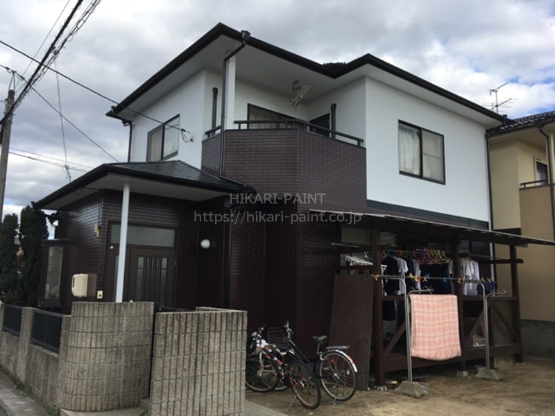 岡山市東区H様邸、工事が完了しました!