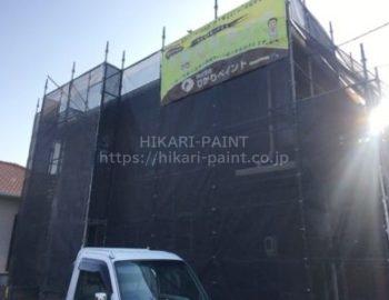 倉敷市児島Y様邸 外壁塗装工事をします。