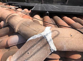 屋根コーキング