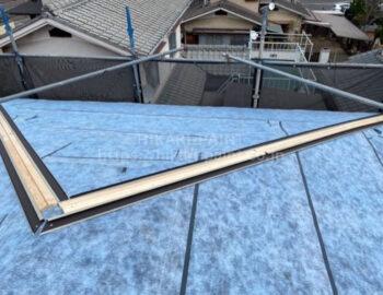 屋根 カバー工法