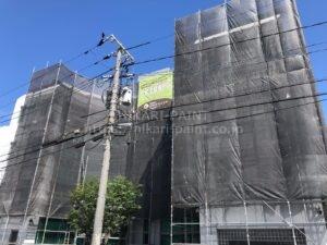 岡山市南区某会社様 塗装工事始まりました😄
